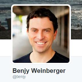 google inzenjer Benjy