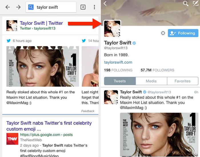 Google SERP i Twitter SEO izazov