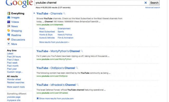 novi google izgled
