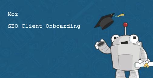 SEO klijent onboarding