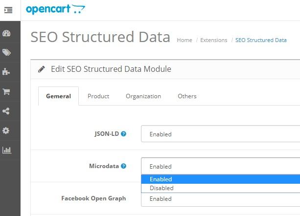 seo structured data