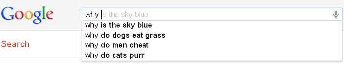 zasto - Google pretraga